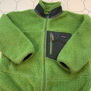 Patagonia Kids Retro Pile Fleece Jacket Size S (8)